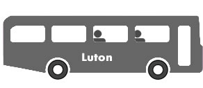Coach Hire Luton Airport