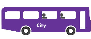 Coach Hire City Airport